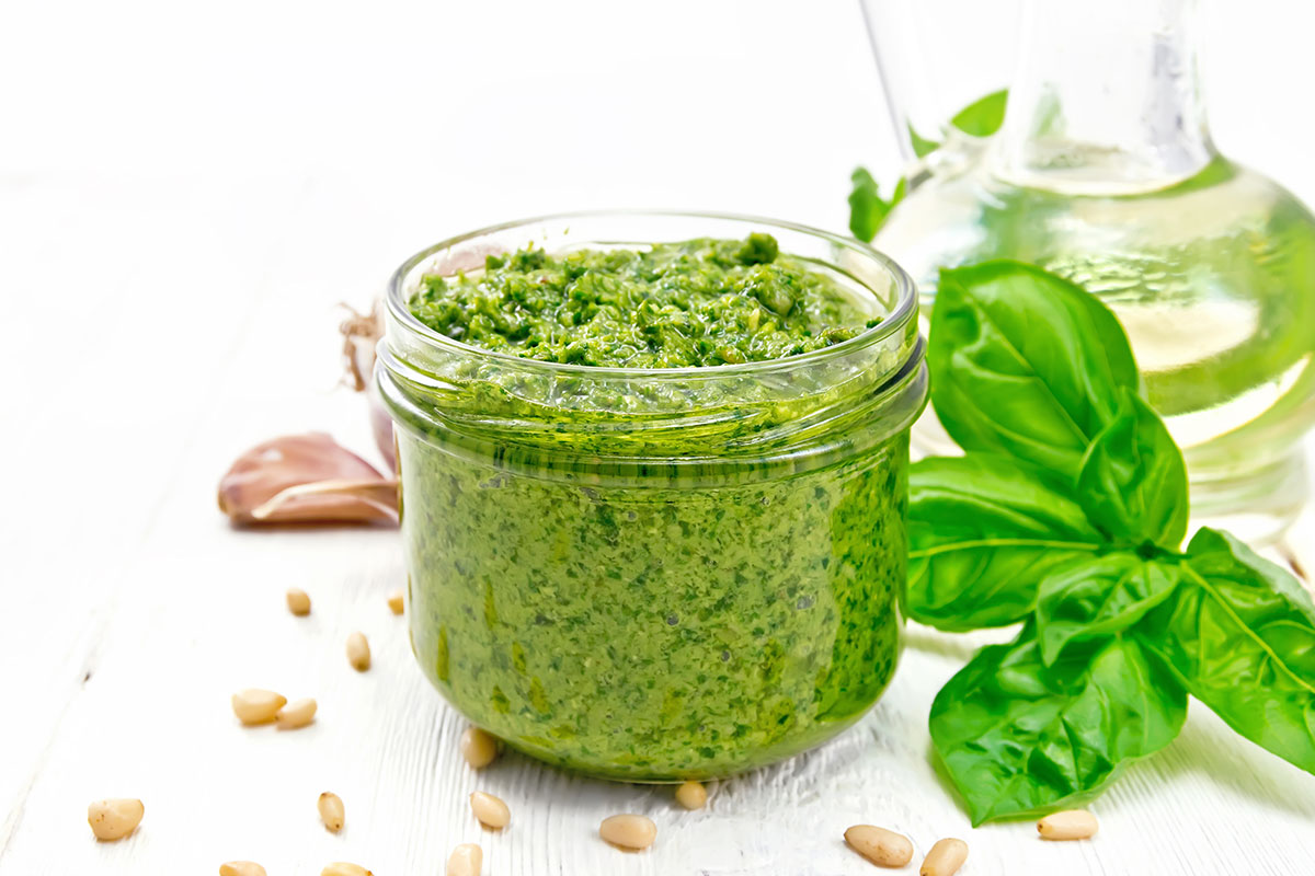 Pesto (mērce pastai)