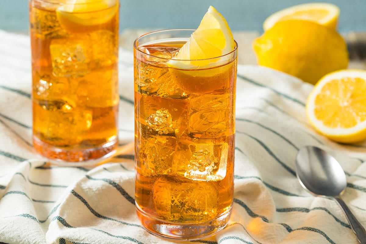 Ledus tēja (Iced tea)