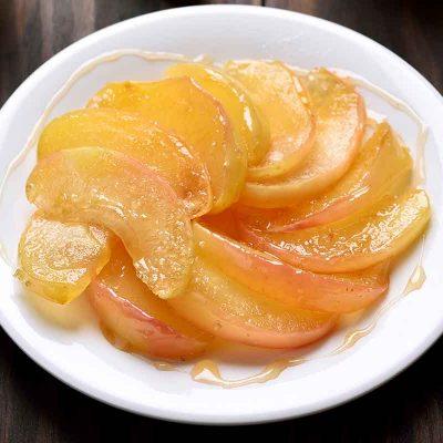 Karamelizēti āboli
