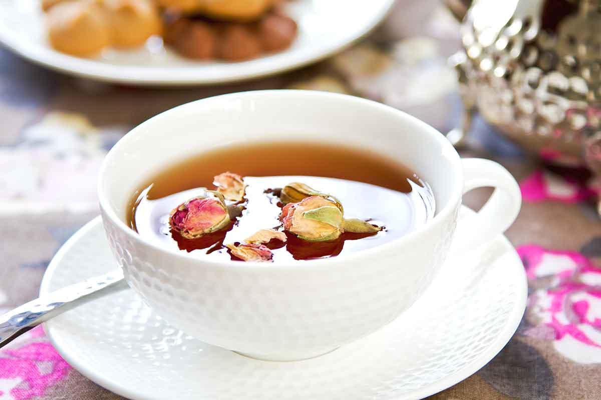 Rožu tēja