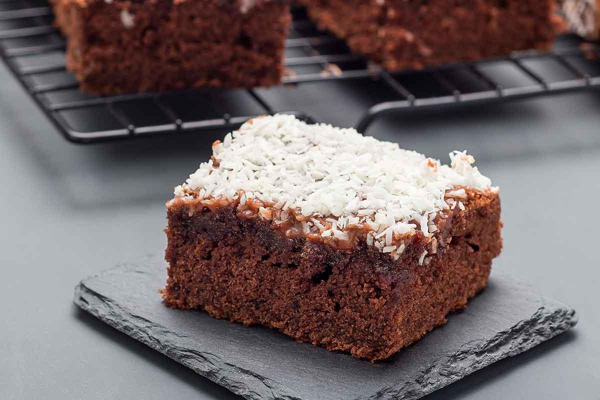 Norvēģu šokolādes kūka