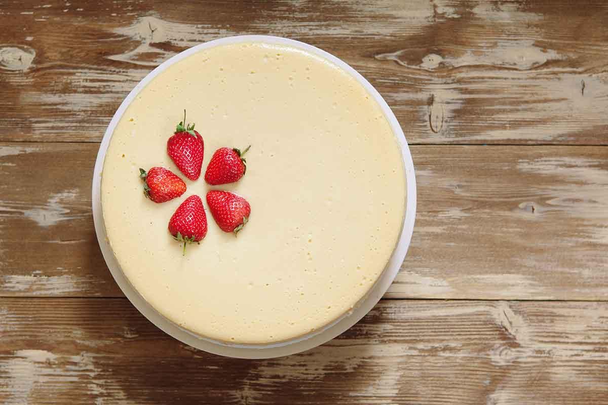 Biezpiena – jogurta kūka