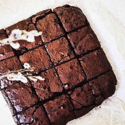 """Šokolādes brūnītis jeb """"Braunijs"""""""