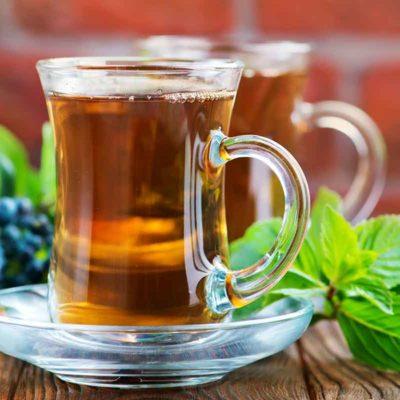 Melleņu tēja