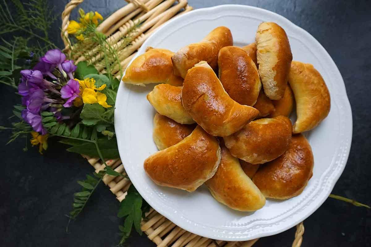 Pīrādziņi itāļu gaumē