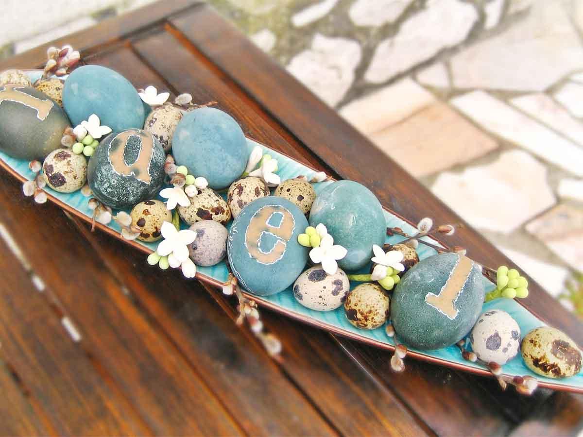 Lieldienu olas – skaisti zilas