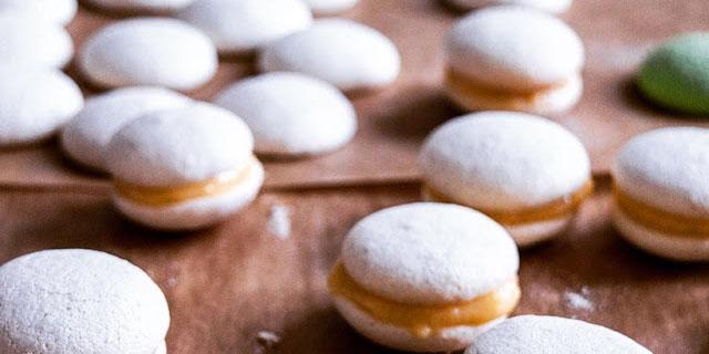 Īsa pamācība macarons gatavošanā