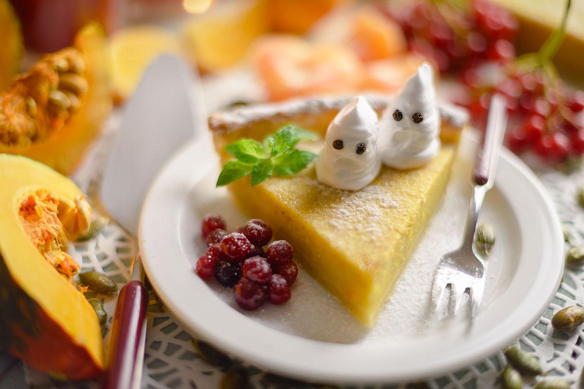 Mārupes ķirbju kūka