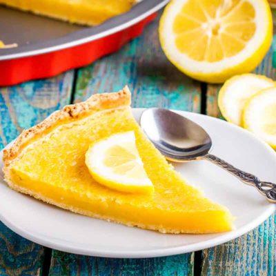 Citronu tarte